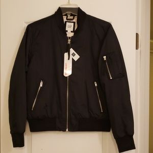 NWT Gap Bomber Jacket